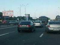 Реклама на бордах в Деснянском районе,М.Лесная,Броварской проспект