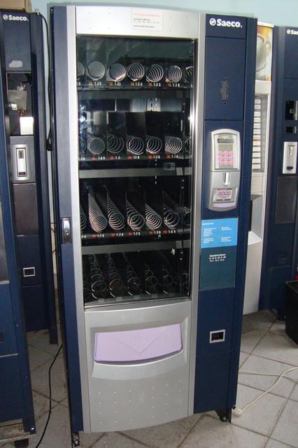 Снек-автоматы