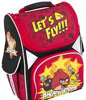 """Ранец школьный каркасный Cool For School Angry Birds 13.4"""" (AB03832)"""