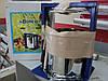Ручний прес-соковижималка Вілен (Вілєн) об'ємом 6 літрів нержавіюча сталь, фото 3