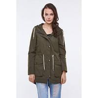 Куртка женская 1450 olive