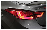 LED задние фары на Hyundai Elantra MD 2010-2014, фото 1
