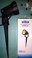 Светодиодный грунтовый светильник VITO LAGOS-LED 5W 230V 6000K, фото 1