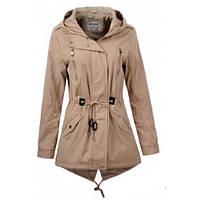 Куртка женская 1449 dark khaki