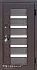 Входные квартирные металлические двери Milano