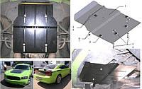 Защита картера двигателя Dodge (Кольчуга - Полигон - Шериф), фото 1