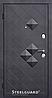Входные металлические двери Стилград Luxor