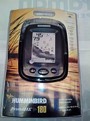 Эхолот humminbird piranhamax 180х