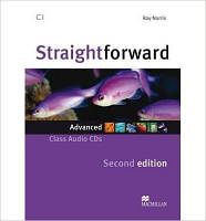 Straightforward Second Edition Advanced Class Audio CD (аудирование к уровню)