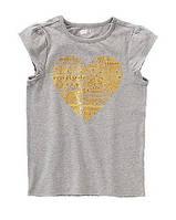 """Хлопковая футболка """"Сердце"""" Crazy8"""