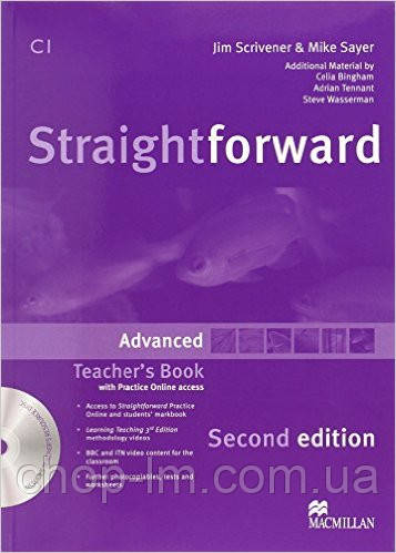 Straightforward Second Edition Advanced Teacher's Book Pack