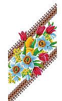"""Свадебный рушник """"Цветочный орнамент!"""" Рушник весільний. Схемы для вышивки бисером или нитками"""