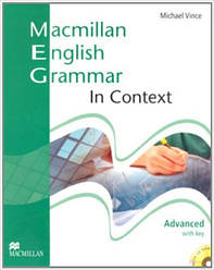 Macmillan English Grammar In Context Advanced Pack with CD-ROM Key (грамматика с ключами и диском)