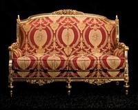 """Новый комплект мягкой мебели из Италии.Барокко Рококо """"Luigi XVI"""". Цена указанна в описании."""