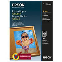 Бумага EPSON A4 Glossy Photo Paper (C13S042538)