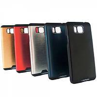 Бампер алюминиевый для Samsung Galaxy S5 Alpha G850 - Motomo Shockproof Series, разные цвета