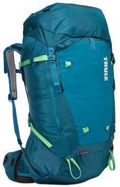 Женский синий туристический рюкзак Thule Versant 50L Woman`s Backpacking Pack, 211302, 50 л.
