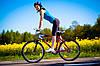 Как правильно подбирать седло для  горного велосипеда