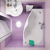 Акриловая ванна БРИЗ R 1500X950 от TRITON (Россия)