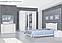 """Спальня ,спальний гарнітур """"Феліція нова"""" 1.6 м 2сп ліжко, фото 2"""
