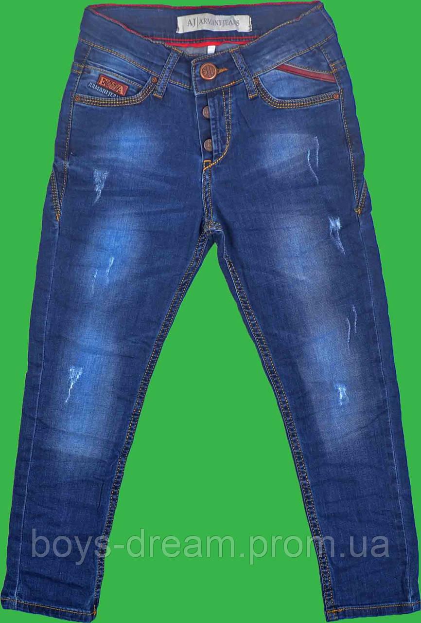 Джинсы для мальчика 7-8 лет Armani Jeans (Турция) , фото 1