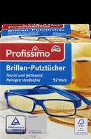 Салфетки для очков Profissimo Brillen-Putztucher 52 шт