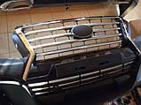 Комплект обвеса на Toyota Land Cruiser 200 Wald Black Bison Edition, фото 3