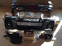 Комплект обвеса на Toyota Land Cruiser 200 Wald Black Bison Edition, фото 1