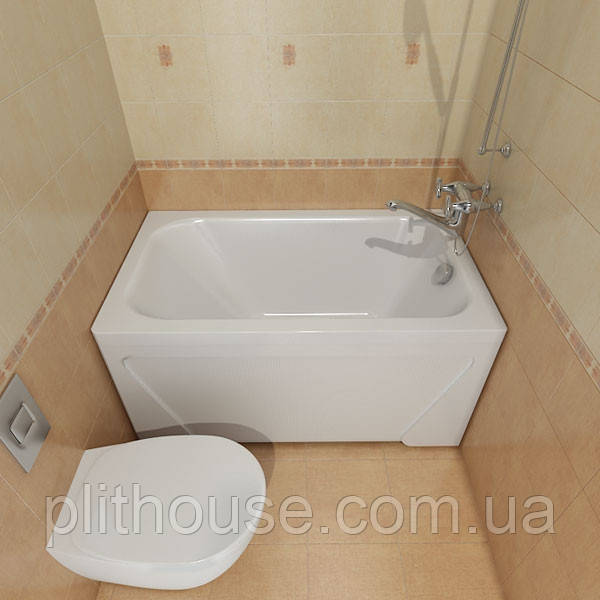 Акриловая ванна ЛИЗА 1200Х700 от TRITON (Россия), фото 1