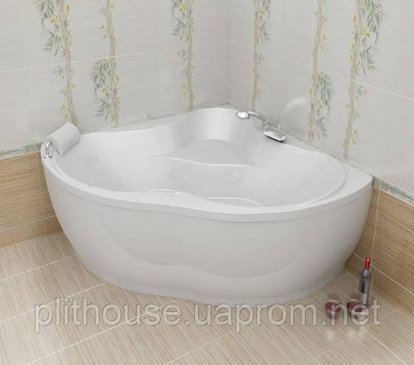 Акриловая ванна МЕДЕЯ 1430X1430 от TRITON (Россия), фото 1