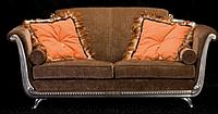 """Новый комплект мягкой мебели из Италии.Барокко Рококо """"Isadora"""". Цена указанна в описании."""