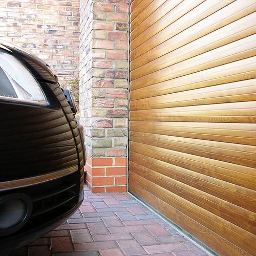 Защитные ролеты для гаража
