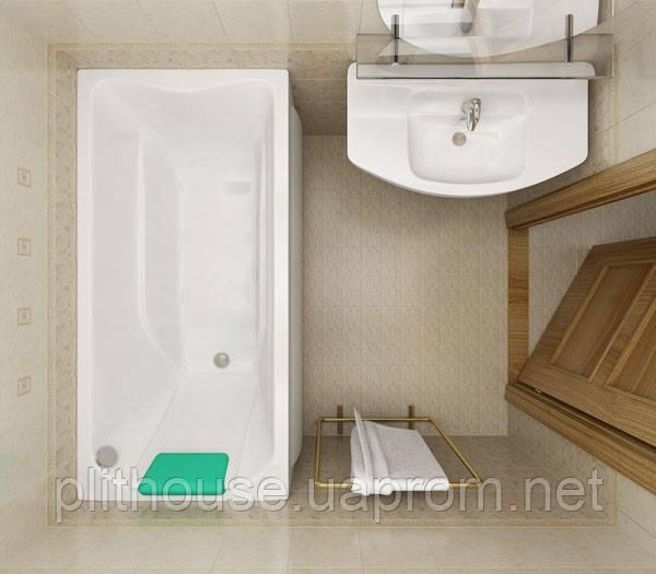Акриловая ванна ЧАРЛИ 1500X700 от TRITON (Россия), фото 1