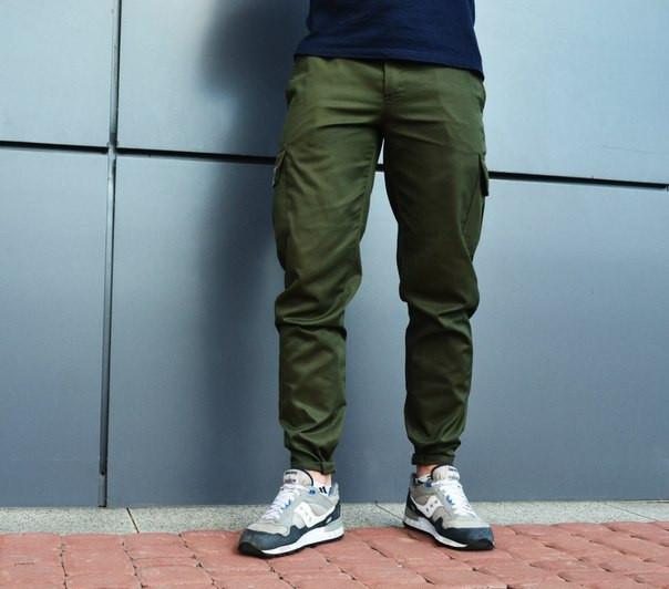 Classic - карго брюки