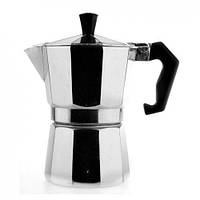 Кофеварка гейзерная 150мл на 3 чашки