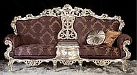 """Новый комплект мягкой мебели из Италии.Барокко Рококо """" Incontro"""". Цена указанна в описании."""
