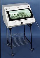УФ камера для хранения стерильного инструмента ПАНМЕД-1С (670мм) со стеклянной сектор-крышкой, фото 1