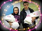Дітки в наших конвертах для новонароджених