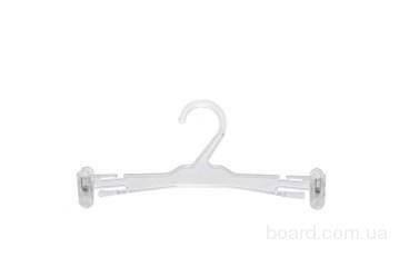 Вішалка плічка білизняна з прищіпкою. Польща., фото 2