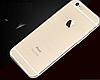 Тонкий прозрачный силиконовый чехол iphone 6+/6S+ 5.5дюйма