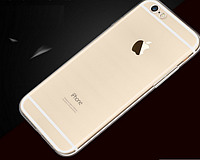 Тонкий прозрачный силиконовый чехол iphone 6+/6S+ 5.5дюйма, фото 1