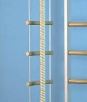 Мотузяна драбина для дітей (8 щаблів) - 2 мп