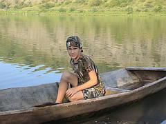 Бандана детская камуфляж Дубок от 4 до 14 лет, фото 3