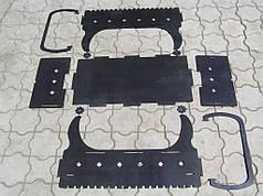 Мангал (kit-набор) из листа 4мм