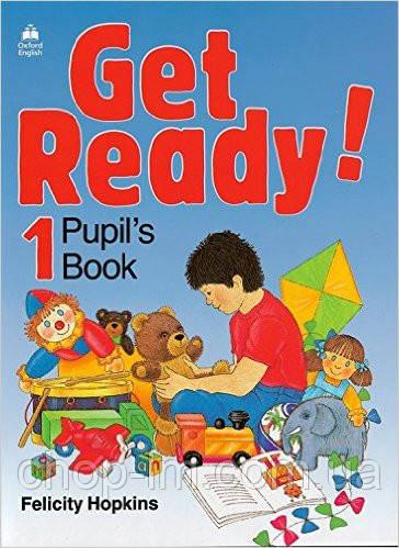 Get Ready!1 Pupil's Book (Учебник по английскому языку для детей)