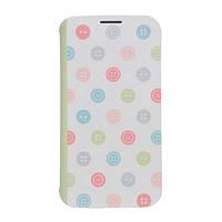 Чехол книжка Ozaki O!coat Fancy Candy для Samsung Galaxy S4 i9500