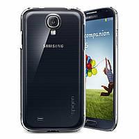Чехол накладка SGP Case Ultra Thin Air Series Crystal Clear для Samsung Galaxy S4 i9500, фото 1