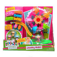 Lalaloopsy Tinies Jewelry Maker Playset - Ювелирная Лалалупси большой набор