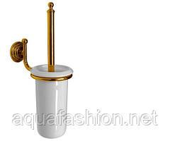 Бронзовый подвесной ершик для унитаза Paccini&Saccardi Rome 30059