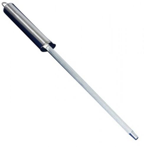 Мусат з металічною ручкою